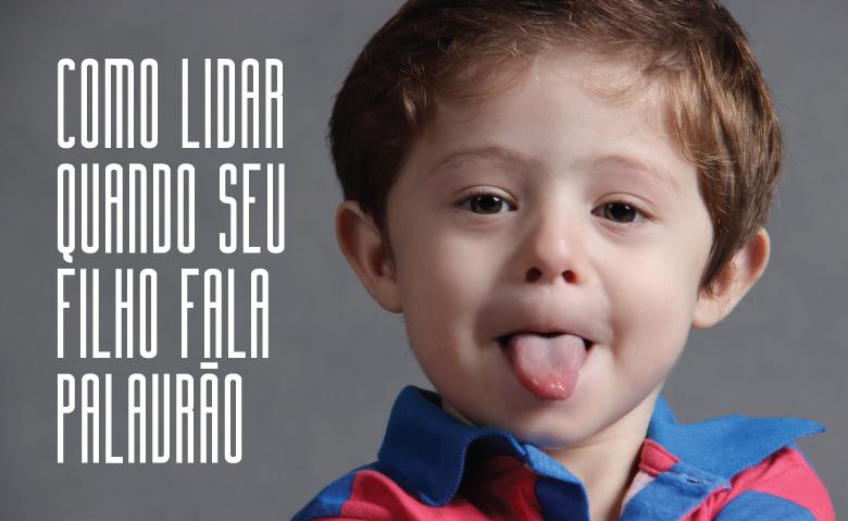 Resultado de imagem para crianças que falam palavrão